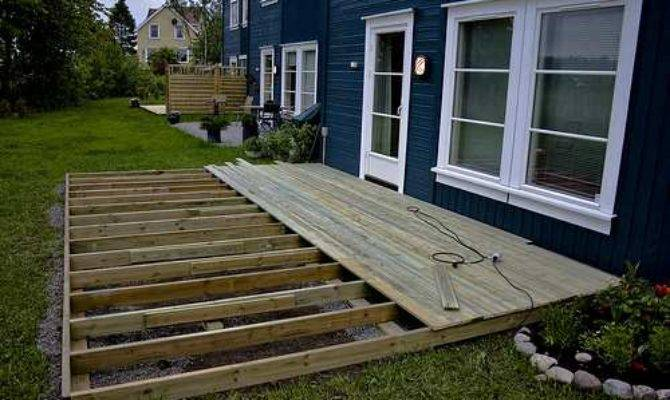 Deck Building Raftertales Home Improvement Made Easy