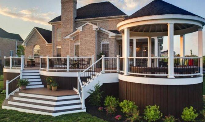 Deck Designs Ideas Hgtv
