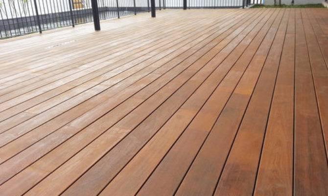 Deck Flooring Wood Manufacturer Mumbai