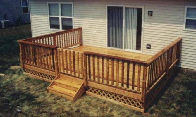 Deck Gate Apron Building Plans Only