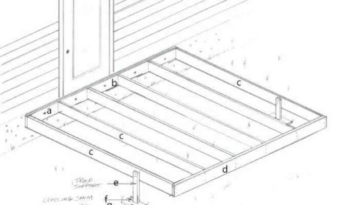 Deck Plans Antique Plan Large