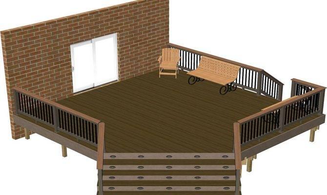 Deck Plans Can Diy