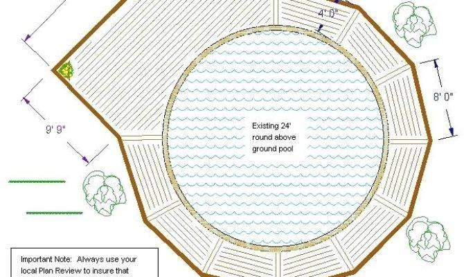 Deck Plans Cutaway Hot Tub