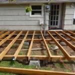 Deck Plans Diy Covered Ideas Framing Tos