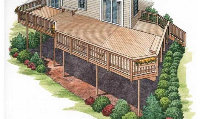 Deck Plans Park Design Find Right House Decks