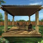 Deck Plans Wood Build Design