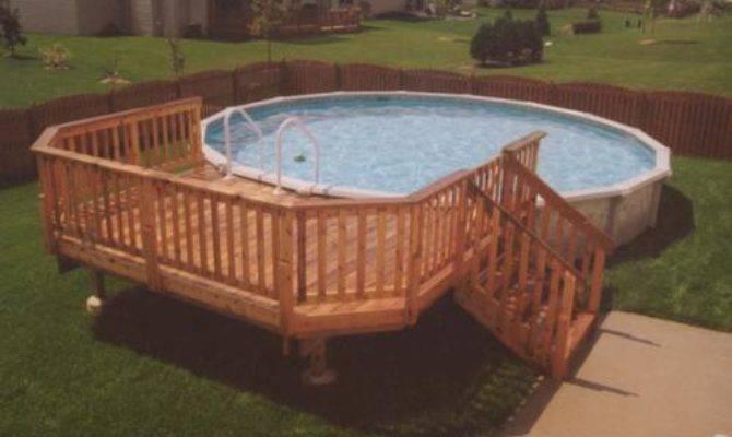 Deck Pool Building Plans Only Menards