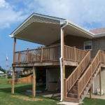 Deck Roof Design