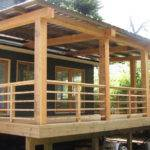 Deck Roof Designs Pinterest