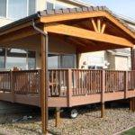 Deck Roof Designs