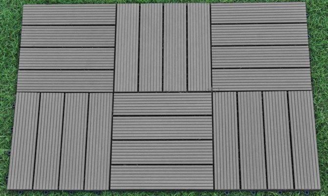 Deck Tiles Diy Project Skills Needed