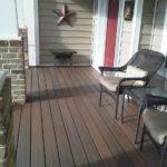 Decking Materials Composite Porch Material