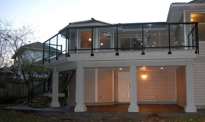 Decks Porches Second Floor Blakely Interior End