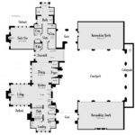 Declan Castle Plan Tyree House Plans