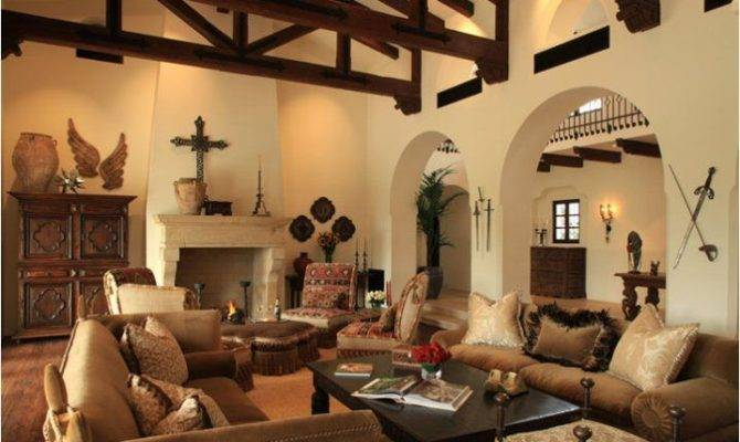 Decor Adore Day Spanish Colonial Interiors Lots