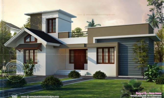 Decor Exterior Design Small Kerala House Plans