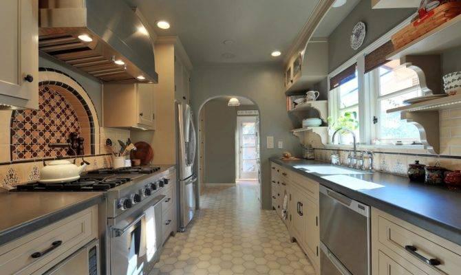 Decorate Galley Kitchen Hgtv Ideas