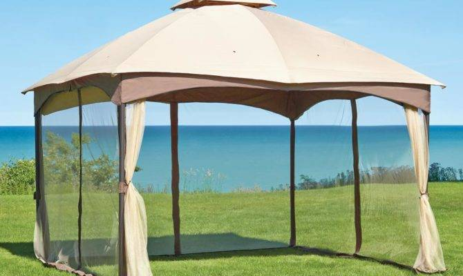 Decorate Your Outdoor Home Cor Patio Canopies