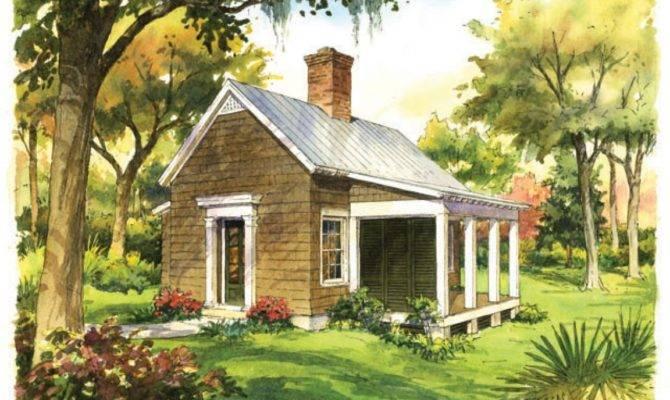 Decorating Small Porches Cottage House Plans