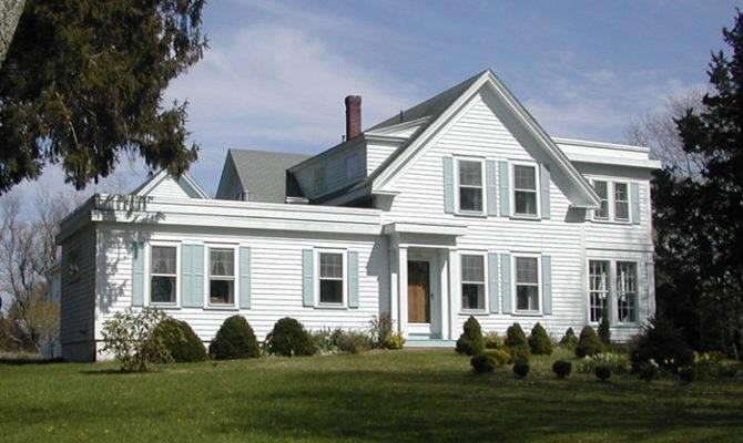 Decorative Cape Cod Dormer Addition Architecture