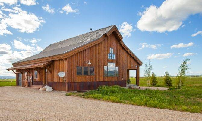 Decorative Country Barn Homes Architecture Plans