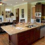 Decorative Gourmet Kitchen House Plans Building