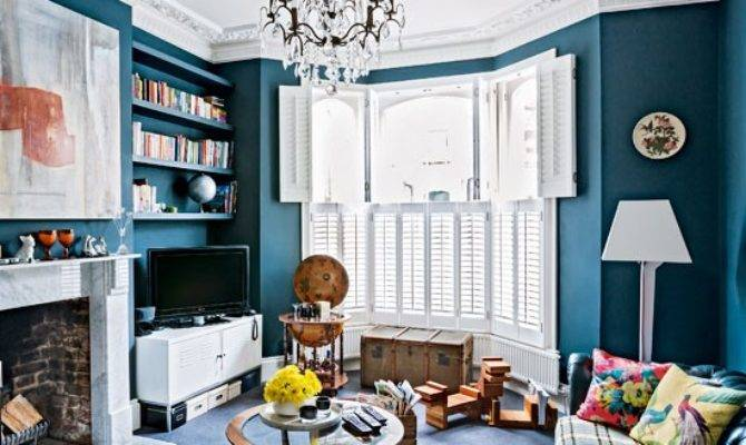 Decordemon Eclectic Victorian Flat North London