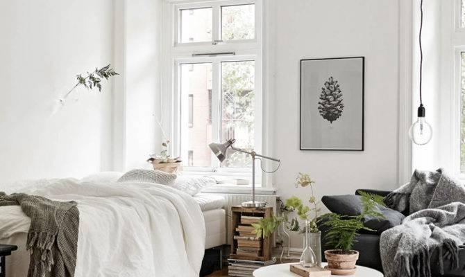 Decordots Cosy Vibes Small Scandinavian Style Apartment