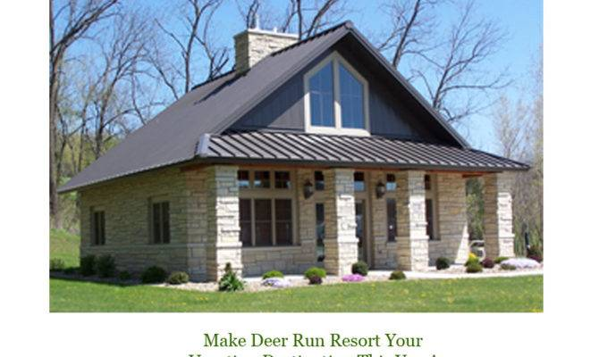 Deer Camp House Plans