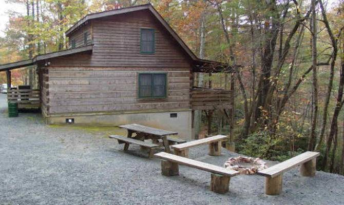 Deer Run Vacation Rental Cabin Fall Creek Cabins Near