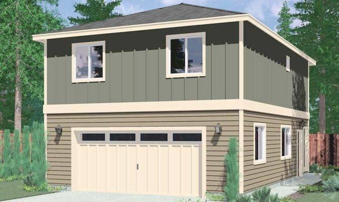 Delightful Garage Plans Living Space Above