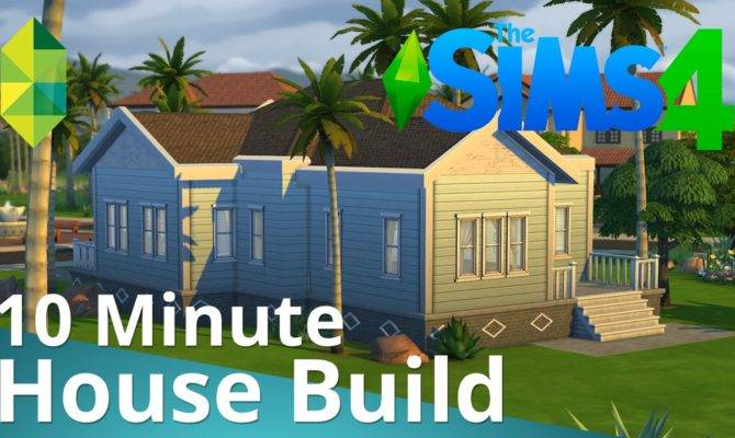 Delightful Sims Build House Architecture Plans