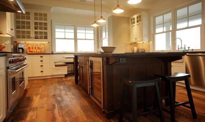 Delorme Designs White Craftsman Style Kitchens