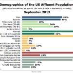 Demographics Affluent Americans Chart