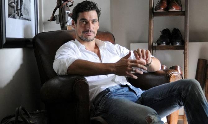Der Stefashionist Fashion Passion Models David Gandy Nina