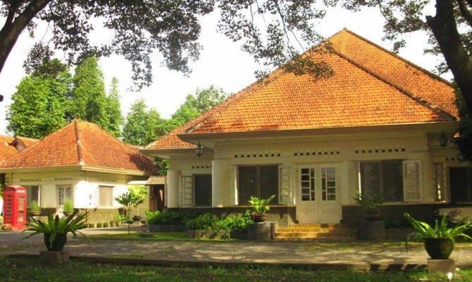 Desain Rumah Zaman Kolonial Belanda Colonial Houses