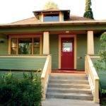Design Bungalow Porch Old House