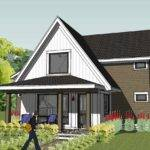 Design Check Out Exterior Video Small Modern Cottage