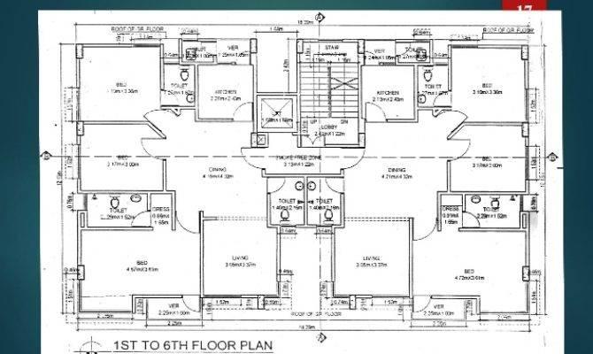 Design Construction Multi Story Apartment Building
