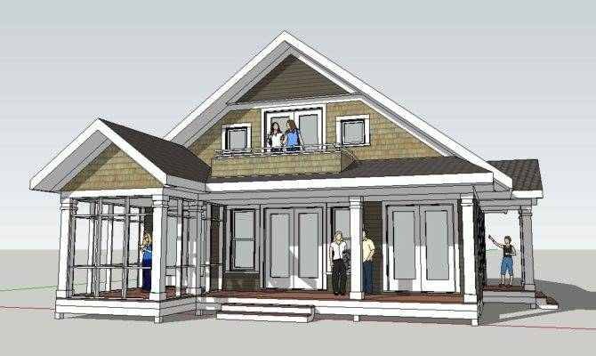 Design Could Serve Great Mountain Cabin Plan Beach House