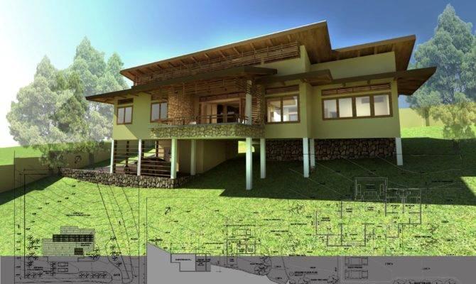 Design Designed Foremostudio Tropical Single House