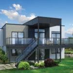 Design Duplex Beach House Plans All