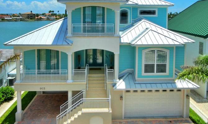 Design Firm Venuti Residence Coastal Key West Style