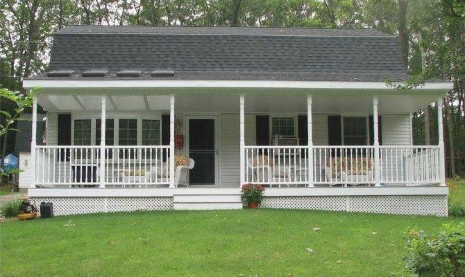24 Stunning Ranch Style Porches House