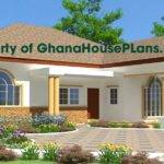 Design Home Naanorley House Plan Designs Ghana
