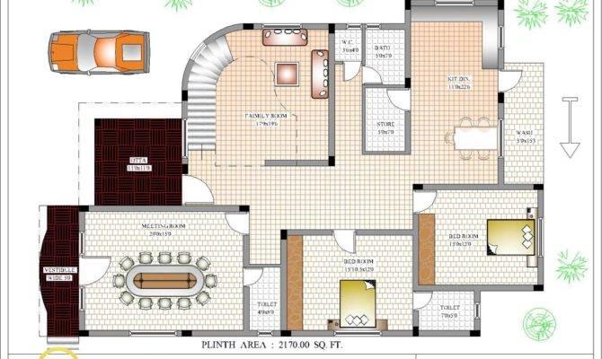 Design House Plan Kerala Home Floor
