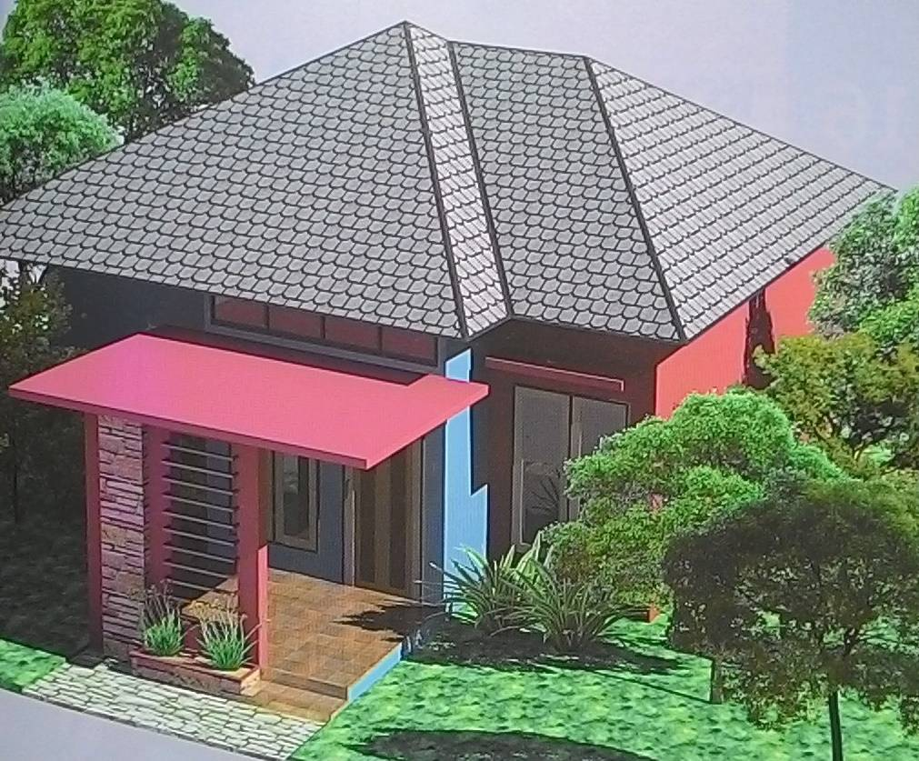 Design Houses Unique Terrace Pyramid Roof Tiny House House Plans 175661