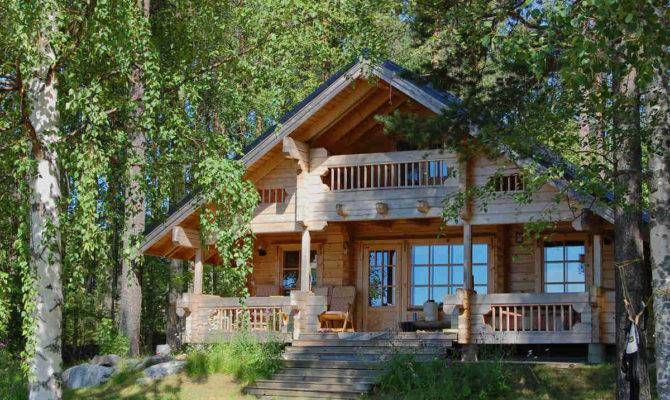 Design Ideas Comfortable Cabin Interior Great