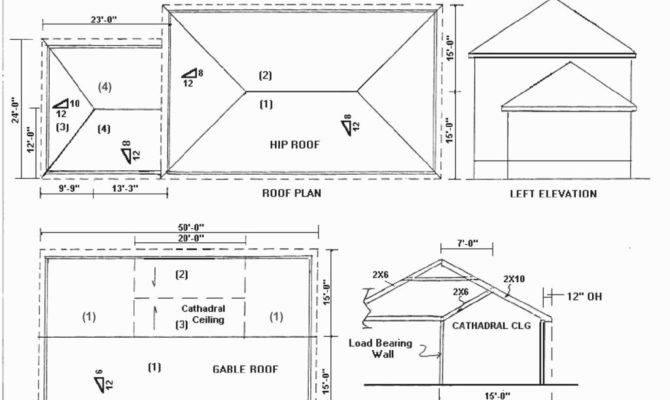 Design Ideas Gable Roof Plans Lovely Residential Forward