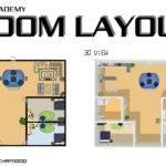 Design Ideas Moder Room Layout Planner